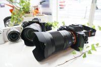 デジタル一眼カメラα