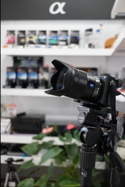 デジタル一眼カメラα撮影教室