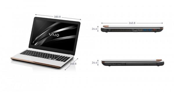 VAIO C15