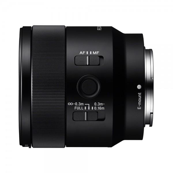 FE 50mm F2.8 Macro lens