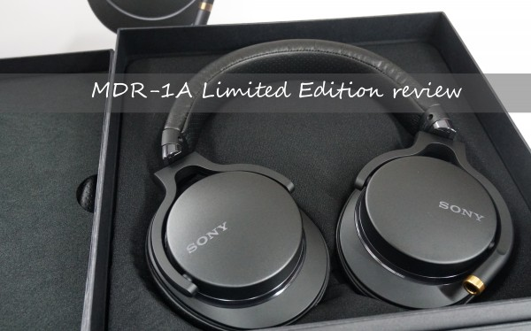 MDR-1A Limited Edition