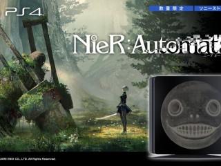 【記念モデル】PS4に「 NieR:Automata Emil Edition 」とのコラボモデル登場!