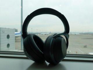【レビュー】実際に飛行機機内で MDR-1000X の実力をチェック!-ノイキャンヘッドホンMDR-1000Xレビュー