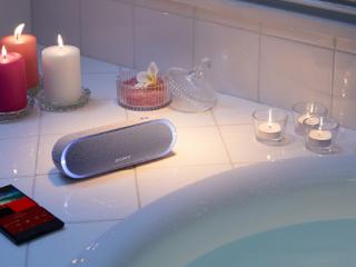 【新製品】ソニーから 音楽を迫力の重低音で楽しめる!ポータブル Bluetooth スピーカー4機種発売