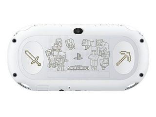 【数量限定】PS Vita刻印モデルと『マインクラフト』がセットに!-Minecraft Special Edition Bundle