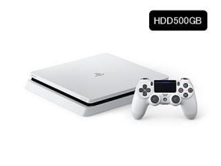 PS4 のカラバリ「グレイシャー・ホワイト」が限定販売から通常販売へ!