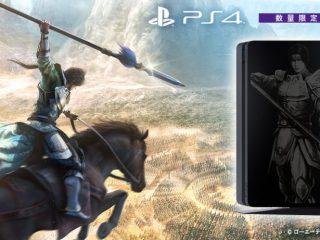 【ストア限定】PlayStation4 ×『真・三國無双8』コラボモデル発売決定!