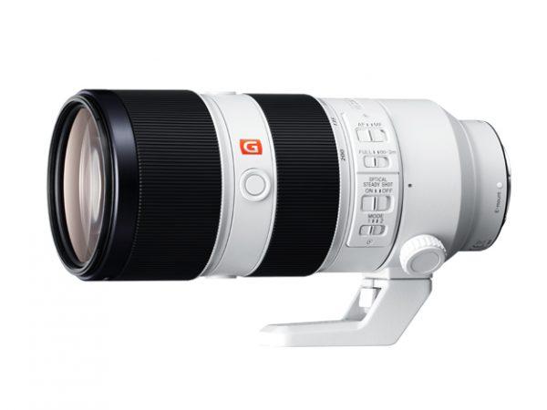 """【アップデート】デジタル一眼""""α""""用レンズ「 SEL70200GM 」ソフトウェアアップデート"""