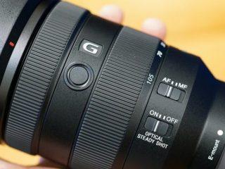 初めての方へ|ソニー デジタル一眼カメラの レンズの名称と型名について