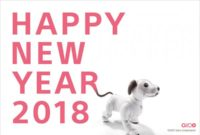 New year with aibo