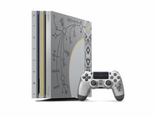「PlayStation4 Pro ゴッド・オブ・ウォー リミテッドエディション」を、数量限定で4月20日(金)に発売!-先行予約販売開始