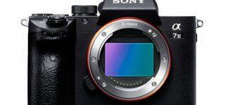 【お知らせ】ソニーデジタル一眼カメラ 「α7III」本体ソフトウェアアップデート