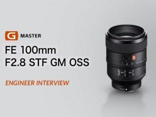 草花の撮影シーンでも活躍する「SEL100F28GM」-ソニー「G Master」レンズの設計思想や魅力を開発陣が解説
