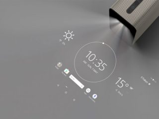 Xperia Touch 「G1109」|Hulu 12か月分 見放題キャンペーン!