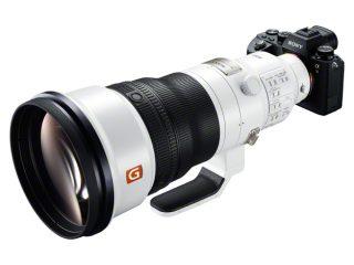 要確認!単焦点超望遠レンズ SEL400F28GM ソニーストア先行予約前のお知らせ