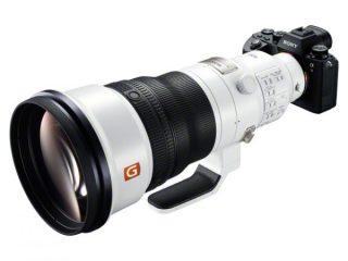 納期情報|超望遠レンズ Gマスター「 SEL400F28GM 」納期目安は6カ月以上