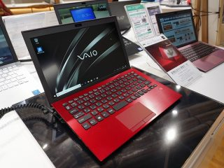 VAIO S11 RED EDITION レビュー |ソニーストア展示を見てきました!