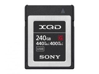 新製品| 大容量XQDメモリーカード「QD-G240F」「QD-G120F」登場!