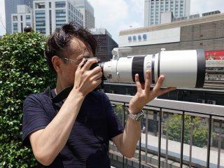 超望遠レンズ Gマスター SEL400F28GM レビュー |3kgを切る軽さを体感してきました!