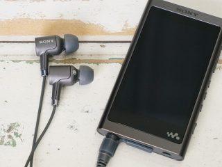 ウォークマン NW-A50 レビュー |軽量で高音質なAシリーズの進化点を「NW-A55HN」を使って確認!