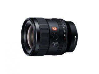 """先行予約販売でも、新製品 レンズ """" SEL24F14GM """" が月々4,600円で買える?"""