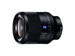 納期情報 単焦点レンズ Planar T* FE 50mm F1.4 ZA 「SEL50F14Z」ソニーストア即日出荷へ!