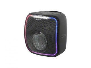 新製品|重低音が魅力の大型スマートスピーカー「 SRS-XB501G 」