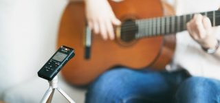 新製品|カンタン操作で本格的な音楽録音ができる、ハイレゾ対応のリニアPCMレコーダー「 PCM-A10 」登場!