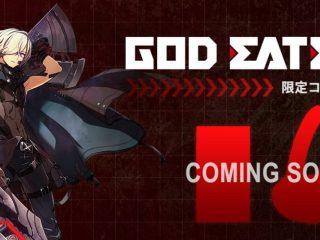 【 GOD EATER 3 】コラボレーションモデル・メール登録お忘れなく!