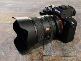 SEL24F14GM 開梱レビュー |楽しみにしていた大口径広角単焦点レンズ