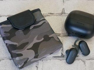 買ってみた!完全ワイヤレスイヤホン用 Deff社製 ヘッドホンケース「 CC-DCS-HDP 」