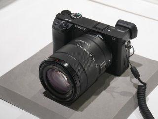 デジタル一眼カメラ| 「α6400」と「α6300」のエントリーモデル比較