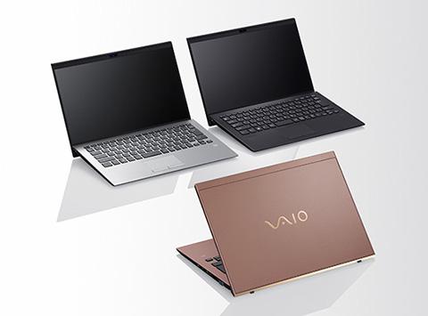 VAIO SX14のカラー