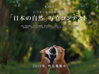 お知らせ| 第36回「日本の自然」写真コンテスト 作品募集
