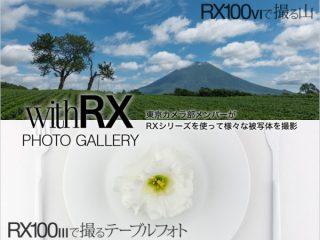 お役立ち情報| RXシリーズご愛用の方へ「 RX Cyber-shot × SPECIAL CONTENTS 」