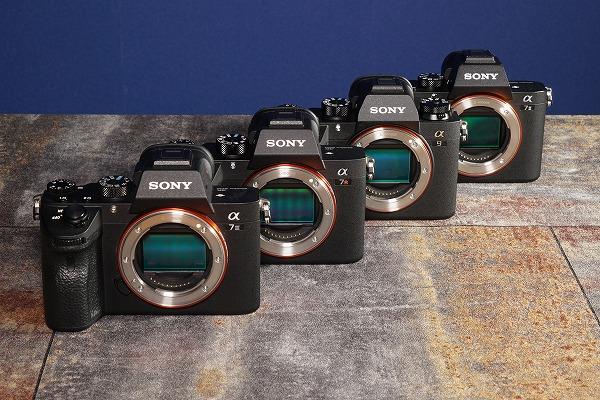 フルサイズ編 2月3日更新|みんなが選んだ人気のソニー ミラーレス一眼カメラ