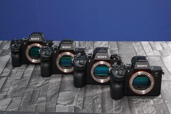 フルサイズ編 2月9日更新|みんなが選んだ人気のソニー ミラーレス一眼カメラ