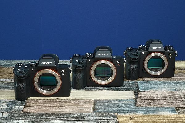 フルサイズ編 2月16日更新|みんなが選んだ人気のソニー ミラーレス一眼カメラ