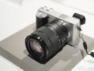 2月22日発売 デジタル一眼カメラ「α6400」が月々3,000円台で買える!
