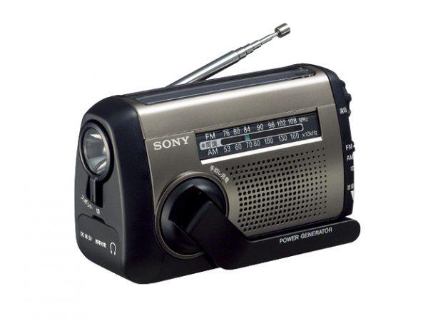 防災ラジオ「ICF-B09」「ICF-B99」注文の一時停止後の納期情報
