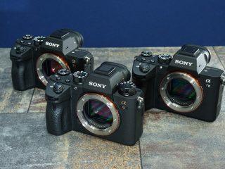 フルサイズ編 3月9日更新|みんなが選んだ人気のソニー ミラーレス一眼カメラ