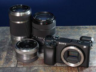 みんなが選ぶミラーレス一眼カメラ「α6400」キットレンズ購入率比較!