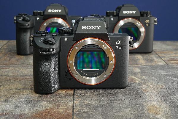 フルサイズ編 3月30日更新|みんなが選んだ人気のソニー ミラーレス一眼カメラ