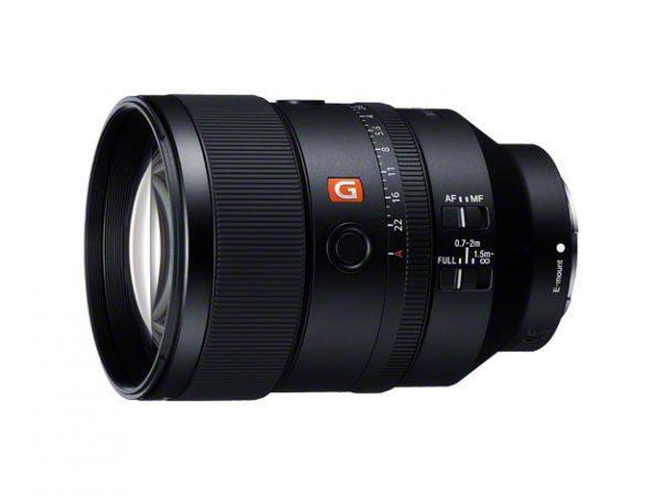 """先行予約販売でも、新製品 レンズ """" SEL135F18GM """" が月々5,300円で買える!"""
