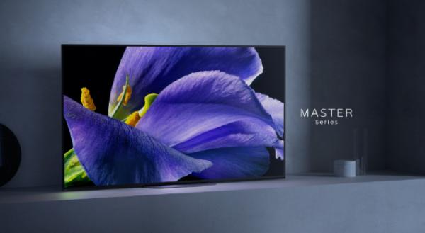 新製品|4K ブラビアの有機ELテレビ『A9G』、液晶テレビ『X9500G』など全19機種発売