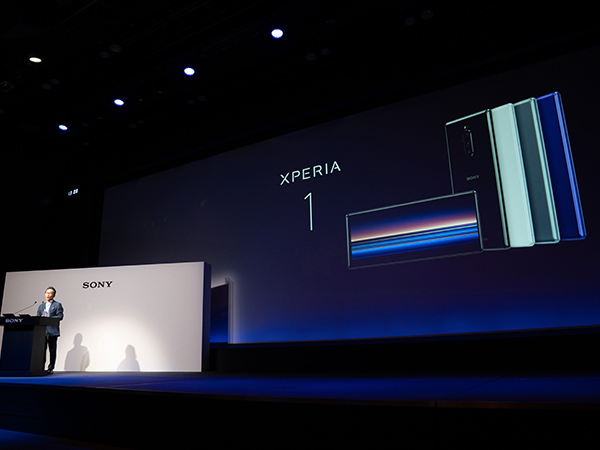 Sony's feature| Xperia 1 (エクスペリア ワン)タッチ&トライレポート