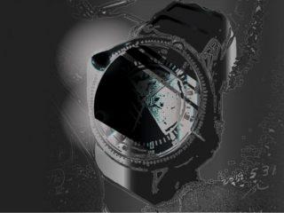 ソニーのスマートウォッチ「wena wrist」に、河森監督デザインモデルの企画始動!