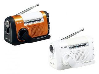 お知らせ| ソニー 手回し充電ラジオ「ICF-B09」「ICF-B99」受注再開へ