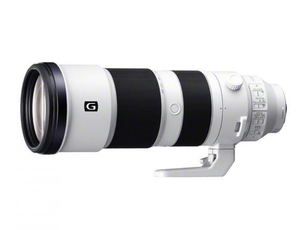 FE 200-600mm F5.6-6.3 G OSS「SEL200600G」の供給に関するお知らせ