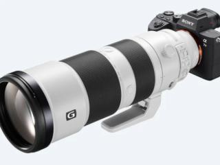 国内発表|600㎜レンズ2本「FE200-600mm F5.6-6.3 G OSS」と「FE600mm F4 GM OSS」